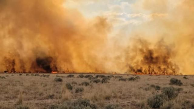Picture for Evacuations ordered after Flatt Fire threatens homes in Washington Co.