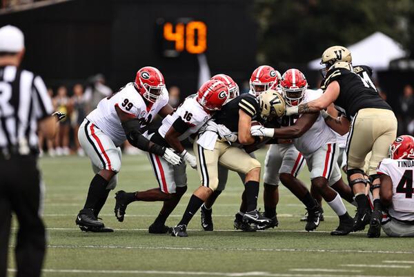 Picture for LIVE Updates: Georgia vs Vanderbilt