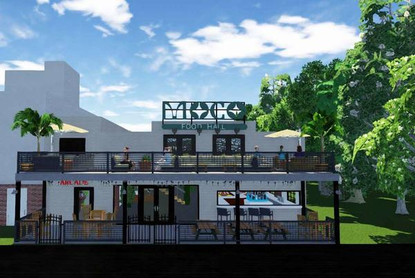 Picture for MoCo Food Hall in the works for downtown Conroe