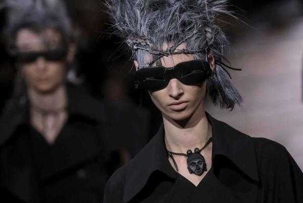 Picture for AP PHOTOS: Paris Fashion Week returns after virus hiatus