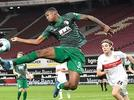 Picture for Ex-West Ham wonderkid Reece Oxford... who had been dubbed 'the new Rio Ferdinand'...has revived his career in Germany and is fighting to keep Augsburg in the Bundesliga