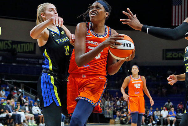 Picture for 2021 WNBA award picks, Finals prediction: Jonquel Jones runs away with MVP; Sun over Aces in Finals