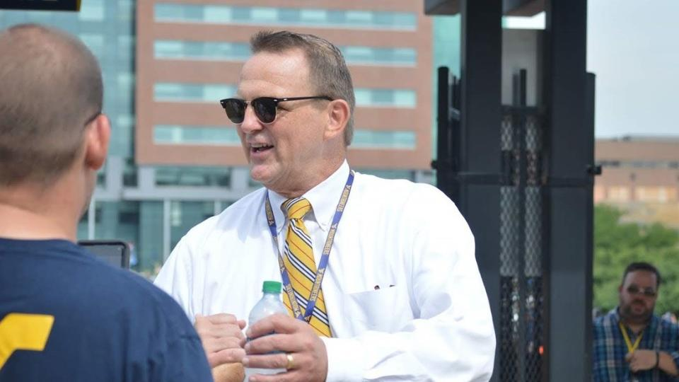 Picture for WVU AD Shane Lyons Releases Statement in Regards to Big 12 + More