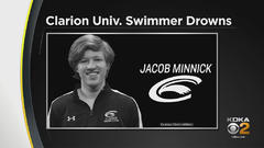 Cover for Clarion University Swimmer, 18, Dies After Drowning