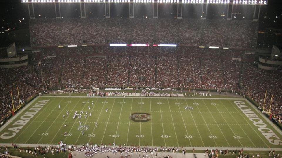 South Carolina to seat approximately 20,000 fans at home ...