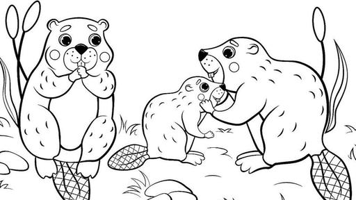 Animal Families Coloring Pages Free Fun Printable Coloring Pages Of Animal Families For Everyone News Break