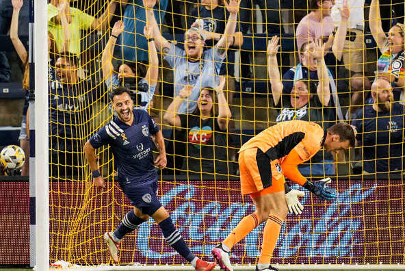 Picture for MLS notebook: David Beckham's Inter Miami surging in playoff race; Cristian Arango spurs LAFC