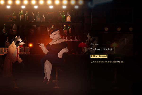 Picture for Backbone Is A Post-Noir Game Featuring A Detective Raccoon, Releasing On Consoles This Month