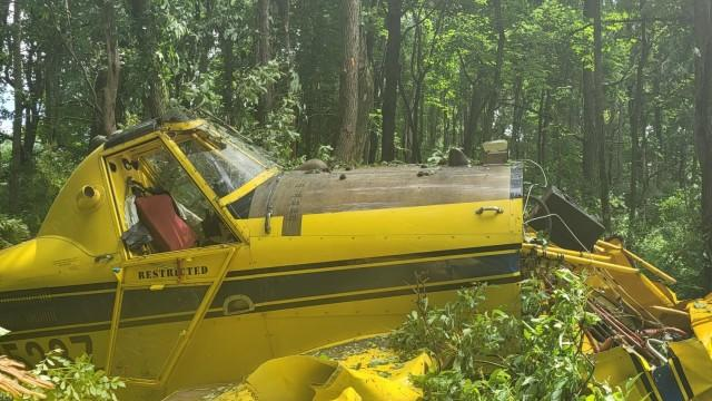 Picture for Airplane crashes in Cass County