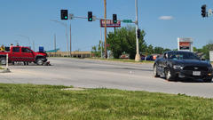 Cover for Two-vehicle crash injures 2 in Kirksville