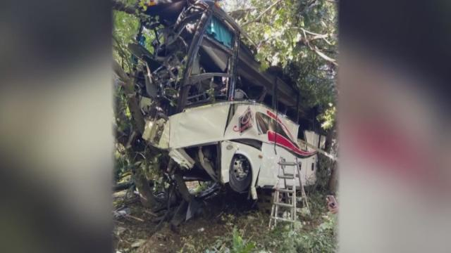 Cover for LCBC gives update on recovery of victims in bus accident that injured 32