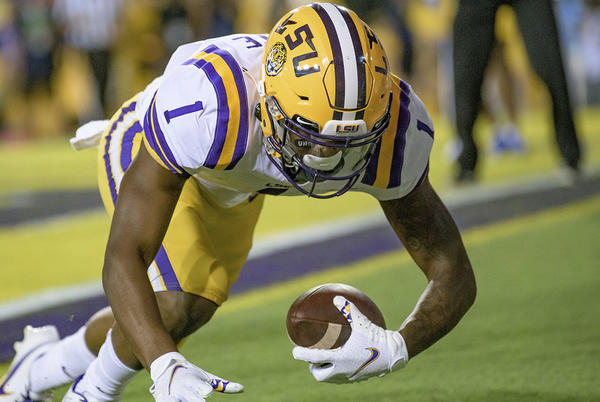 Picture for LSU to honor Kevione Faulk during game, days after her death