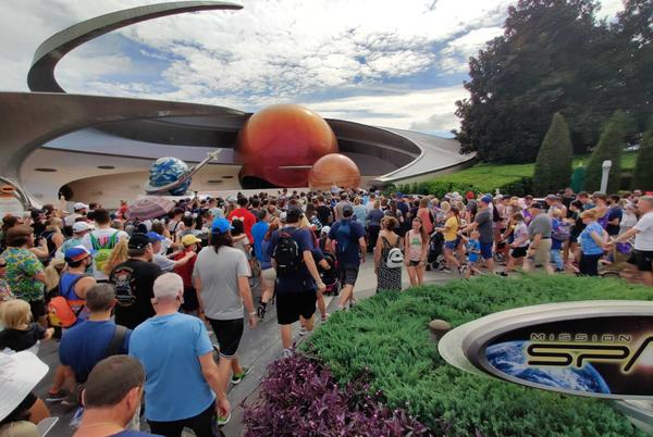 Picture for PHOTOS, VIDEO: Full Tour of Space 220 Restaurant, Finally Open at EPCOT