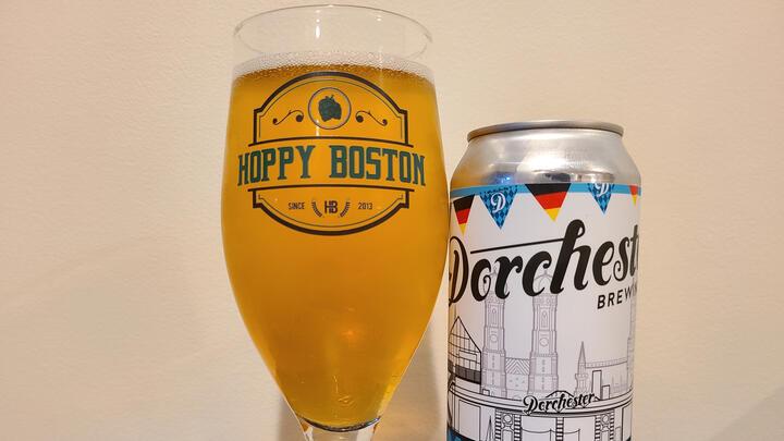 Cover for Dorchester Brewing Fest Bier