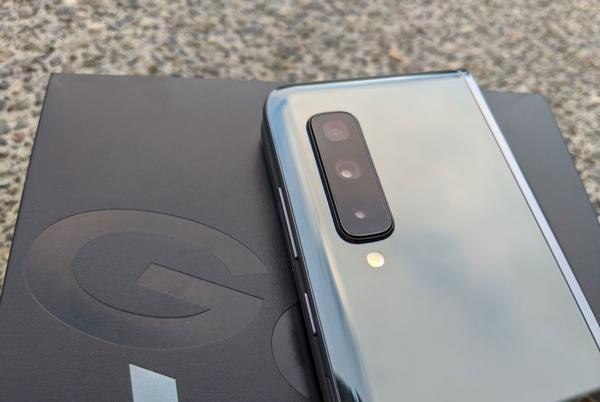 Picture for Samsung's original Galaxy Fold 5G is getting the October 2021 security patch internationally