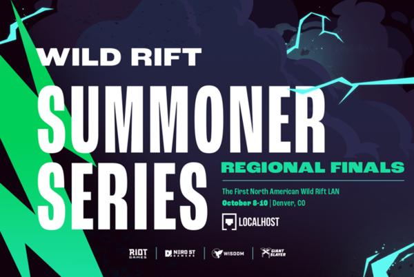 Picture for Wild Rift Summoner Series NA Regional Finals to happen in Denver with $70,000 prize pool
