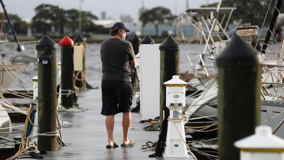 Picture for Millions under flash flood watches as Tropical Storm Elsa moves up East Coast