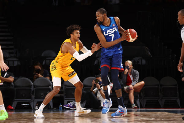Picture for Olympic Semifinals Preview: Matchups, NBA players to watch & more