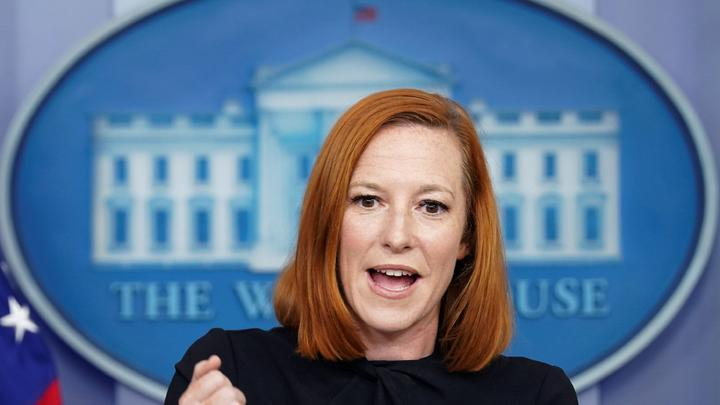 Cover for Biden press secretary Jen Psaki may have violated ethics law with comment on Virginia race, watchdog says