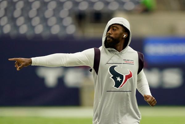 Picture for LOOK: Texans look fly for first road trip of the regular season