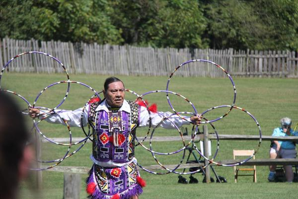 Picture for Heartbeat of 'Great Mohican Pow-Wow' returns with hoop dancing, traditional acts