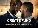 Picture for Shutterstock & It Gets Better Project join forces to better represent LGBTQ+ community
