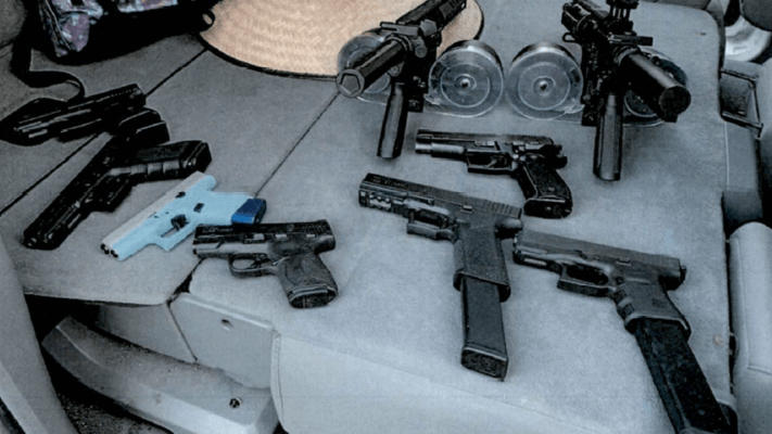 Cover for Sacramento men charged with manufacturing, selling assault weapons to undercover ATF agents