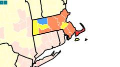 Cover for Which Massachusetts counties are 'high-risk' for COVID-19 transmission?