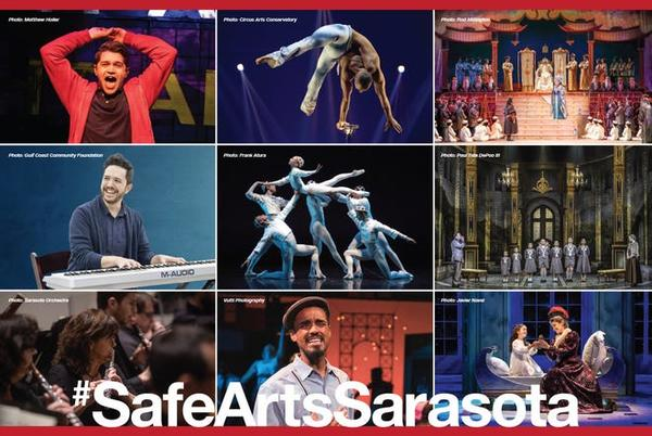 Picture for New Sarasota COVID-19 arts safety protocols take effect Sunday