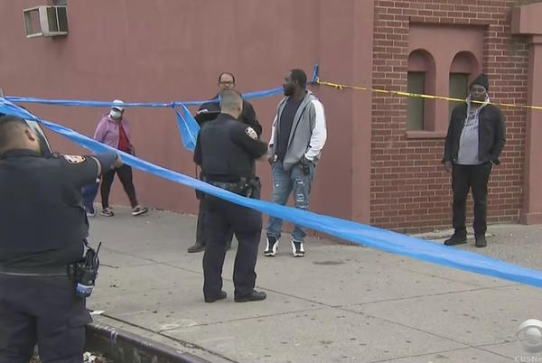 Picture for 17-Year-Old Fatally Shot In Harlem