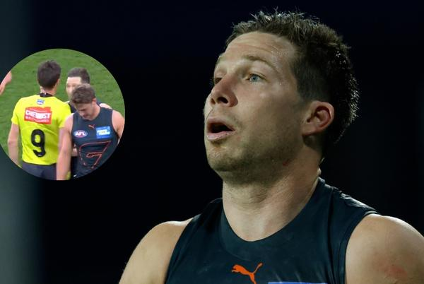 Picture for Toby Greene Tribunal verdict: GWS star suspended for three matches over ump bump