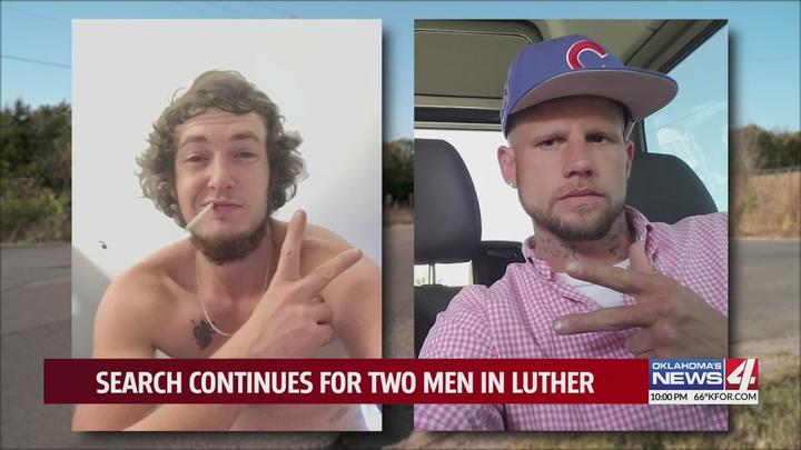 Cover for 1 suspect arrested, 2 others on the run in Luther, wanted by Oklahoma County Sheriff's Office for multiple charges