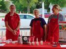 Picture for Lee County Extension visitors add to Farmers Market