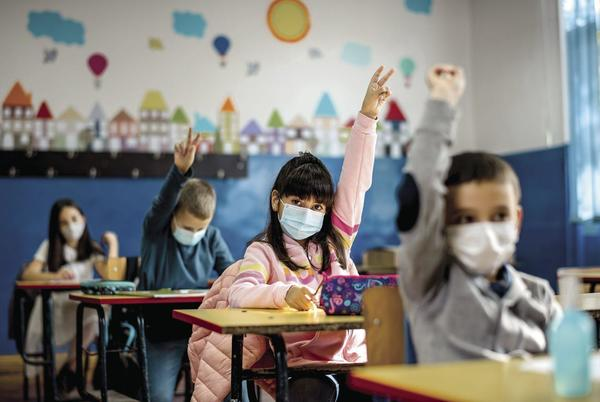 Picture for Schools in Berkeley, Morgan to continue face covering requirement