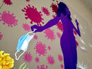 Picture for Life beyond Covid: New mural at Ukiah High honors the past, looks to the future