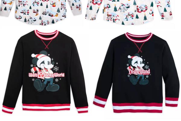 Picture for New Disney Holiday Spirit Jerseys and Sweatshirts Are Now Available On Shop Disney