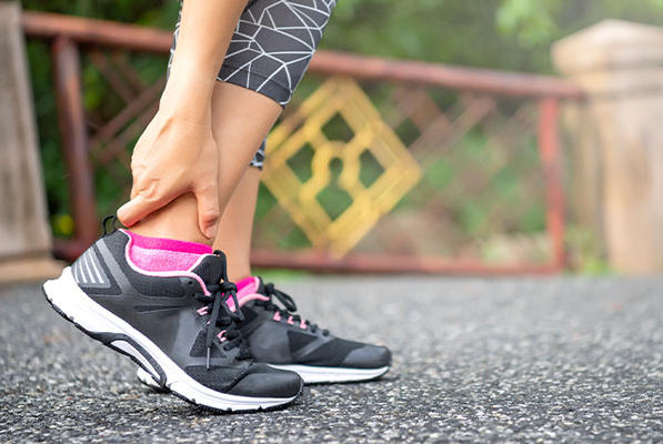 Picture for Avoid Achilles pain with these tips