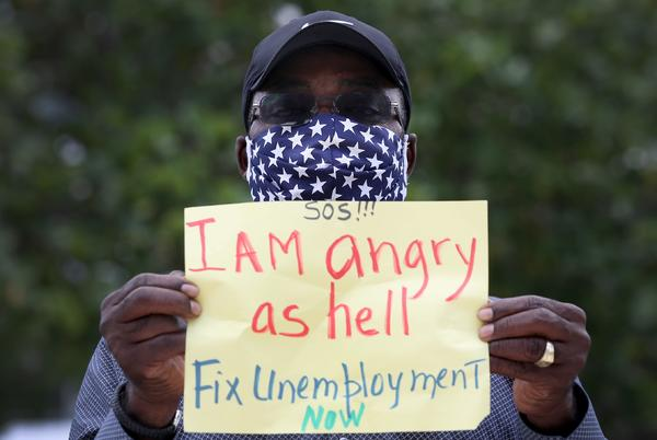 Picture for The government is setting hard-hit Americans up for disaster by forcing them to pay back unemployment benefits