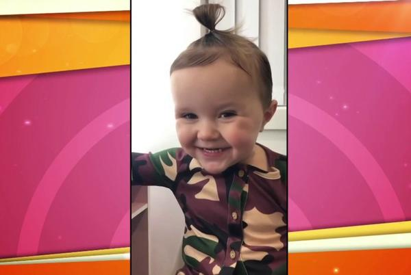 Picture for Toddler accidentally goes live on Instagram, broadcasts mom in the shower