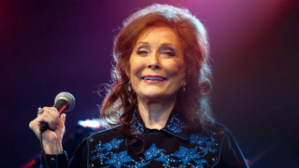Picture for Loretta Lynn Opens Up About Her Dad With Gritty Black and White Throwback Father's Day Photo