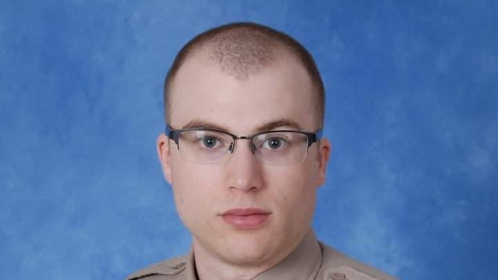 Cover for 29 Year Old Maryland State Police Trooper Dies After Being Found Unresponsive At His Home, Officials Say