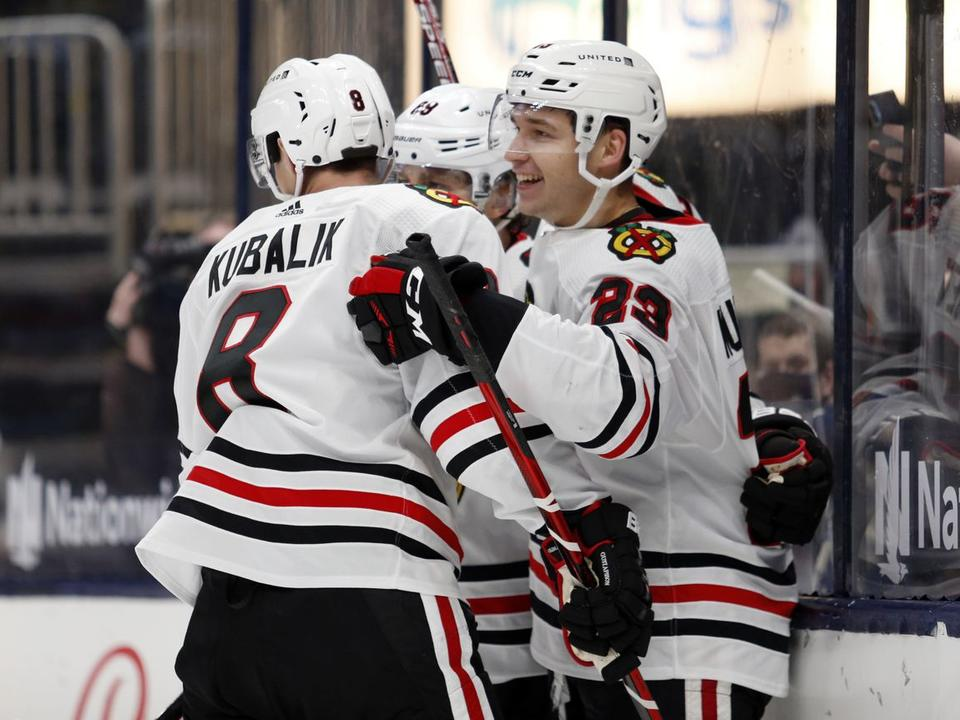 brandon-hagels-overtime-goal-gives-the-chicago-blackhawks-a-4-3-win-over-the-columbus-blue-jackets