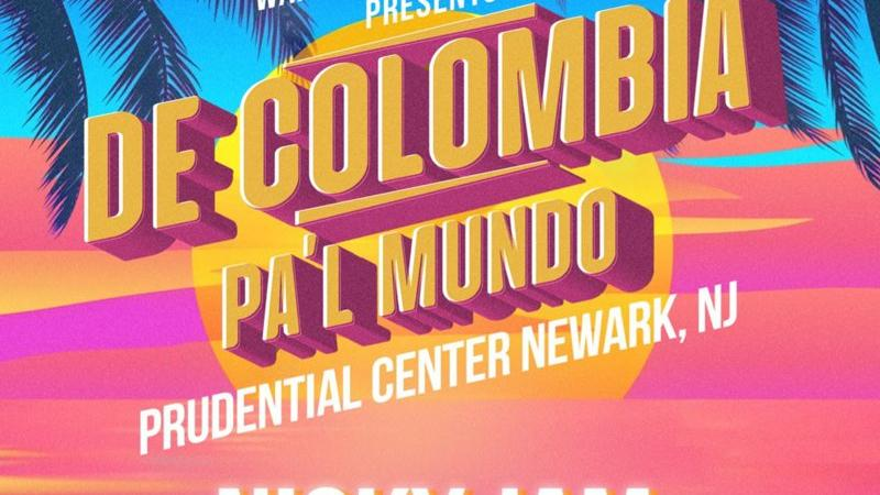 Picture for Nicky Jam headlines summer mega-concert 'De Colombia Pa'l Mundo' at Prudential Center