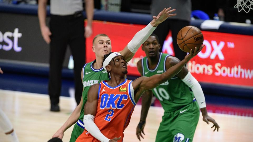 Picture for Does NBA Draft Lottery Make a Mavs-Thunder Porzingis Trade More Likely?