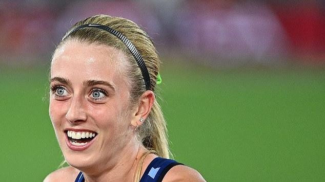 Picture for Jemma Reekie continues build up to Tokyo Olympics by winning the 800m at the World Indoor Tour as Keely Hodgkinson finishes fourth