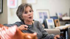 Cover for Former Sen. Barbara Boxer assaulted and robbed