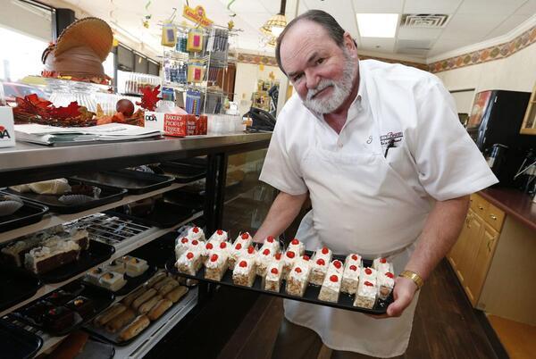 Picture for Bakery owner Larry Merritt dies