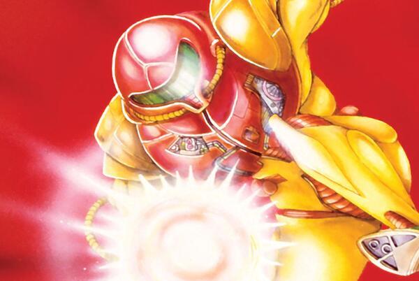 Picture for Nintendo's Metroid Art Shows Samus's Evolution