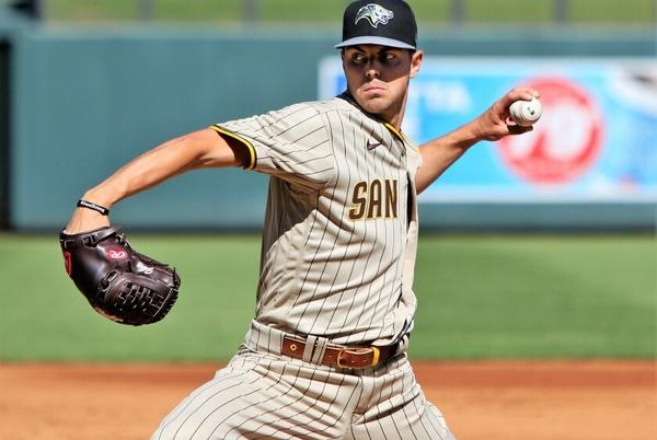 Picture for Padres' MacKenzie Gore takes step back in AFL; CJ Abrams nursing shoulder injury