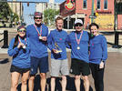 Picture for Running for a cause: Crockett resident runs 100 miles for Chester County Carl Perkins